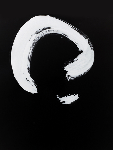 James Fuhrman Enso painting
